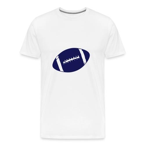 american footbal - Mannen Premium T-shirt