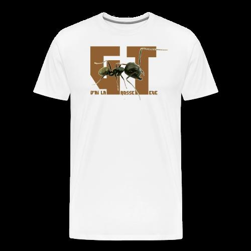 JLGT Ant - T-shirt Premium Homme