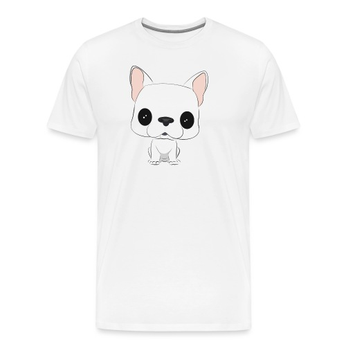 WHITE DUDE - T-shirt Premium Homme