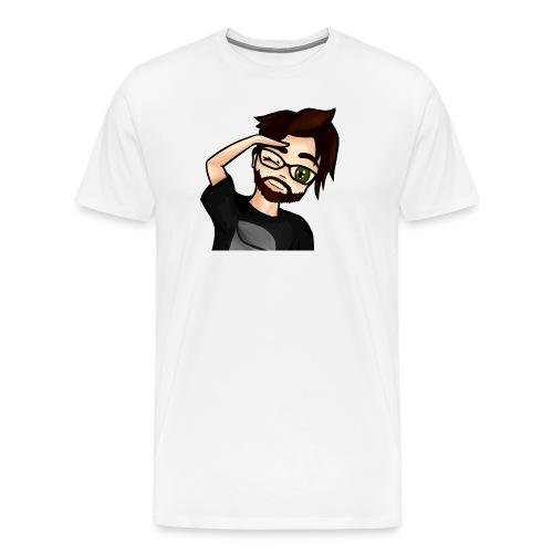 Avatar_empty - Männer Premium T-Shirt