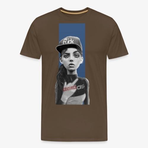 f*ck - Camiseta premium hombre