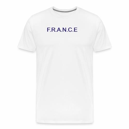FRANCE LOGO - T-shirt Premium Homme