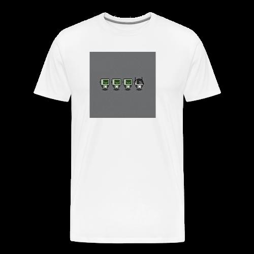 Nighty! - Männer Premium T-Shirt