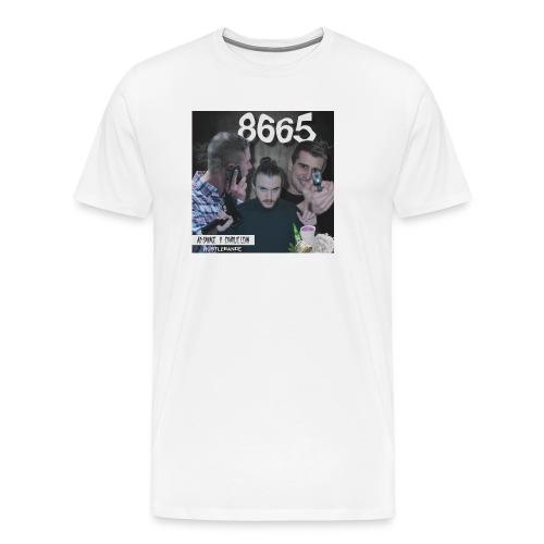 8665 EP Cover - Männer Premium T-Shirt