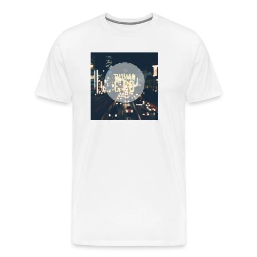 Thomas & Co - Premium T-skjorte for menn