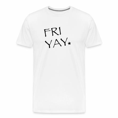 FRIYAY - Männer Premium T-Shirt