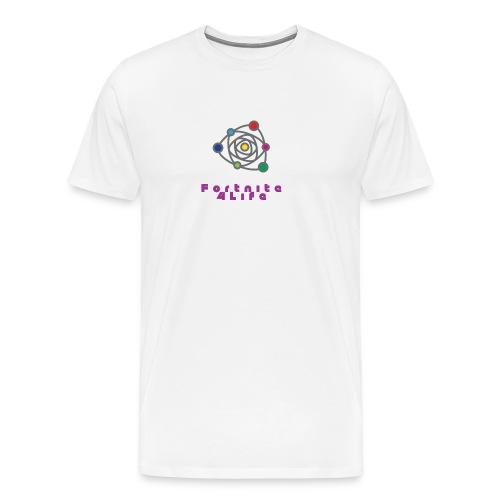 Fortnite 4Life - Männer Premium T-Shirt