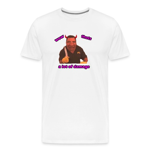 Phil Swift Damage - Men's Premium T-Shirt