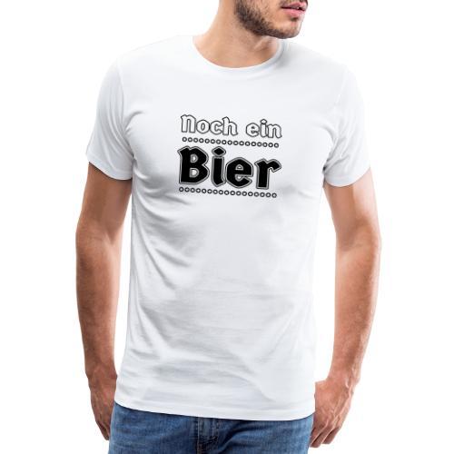Oktoberfest - Noch ein Bier - Männer Premium T-Shirt