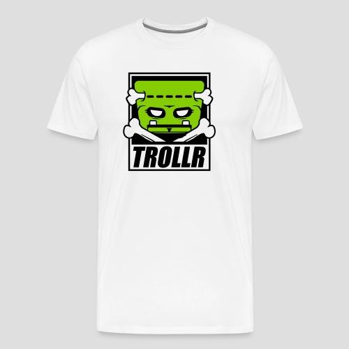 TROLLR origin - T-shirt Premium Homme