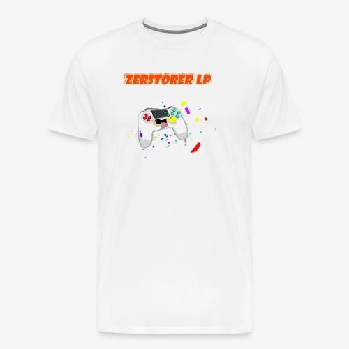Zerstörer LP - Männer Premium T-Shirt