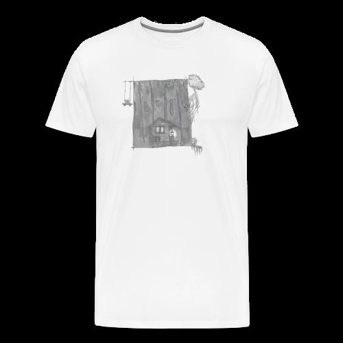 greyhouse - Männer Premium T-Shirt