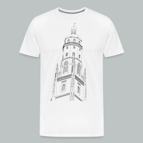 Nördlingen T-Shirt Daniel schwarz - Männer Premium T-Shirt