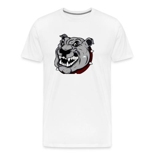 Funny Pitbull - T-shirt Premium Homme