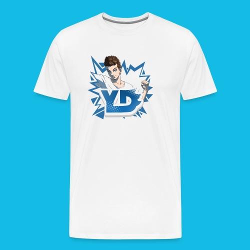 Avatar + Logo - Männer Premium T-Shirt