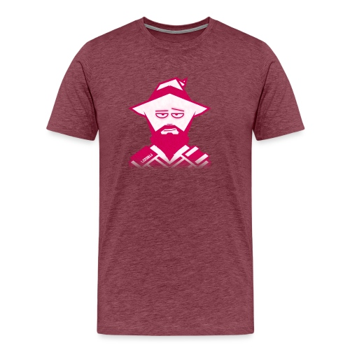 uzalu the Wizard - Men's Premium T-Shirt