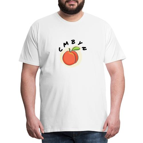 Call Me By Your Name | Pfirsich | Film - Männer Premium T-Shirt
