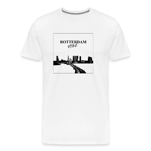 Rotterdam VIBE - Men's Premium T-Shirt