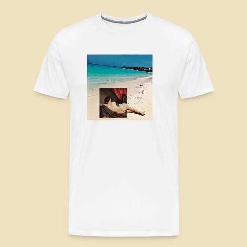 Arte contemporanea - Maglietta Premium da uomo