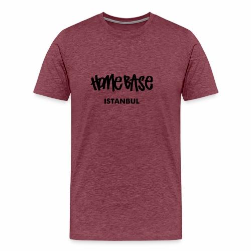 Home City Istanbul - Männer Premium T-Shirt
