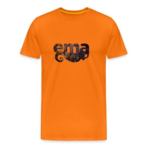 Kameleon in der Grossstadt - Männer Premium T-Shirt