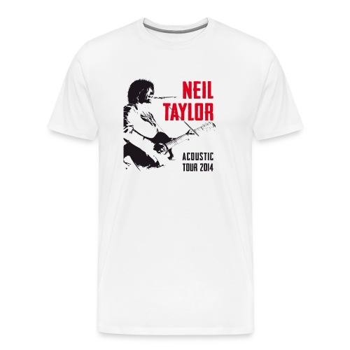 Tour 2014 black - Men's Premium T-Shirt