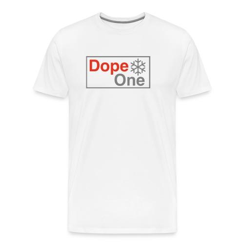 Dope One - Männer Premium T-Shirt