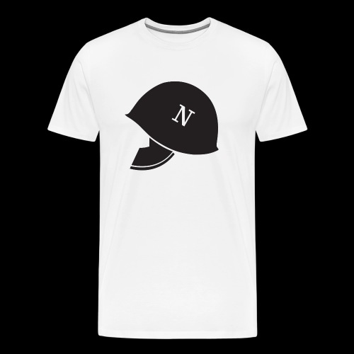 LogoTesta HiRes - Maglietta Premium da uomo