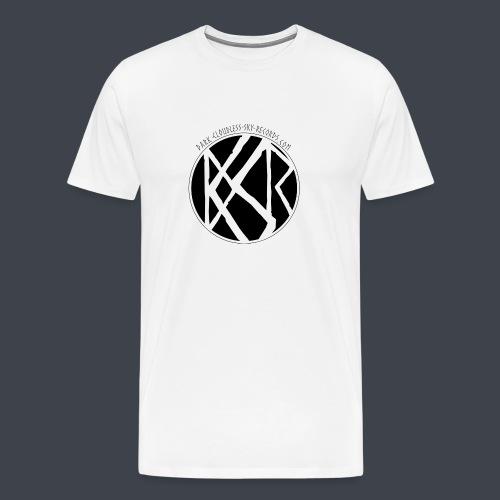 DCSR-Logo_blackURL - Männer Premium T-Shirt