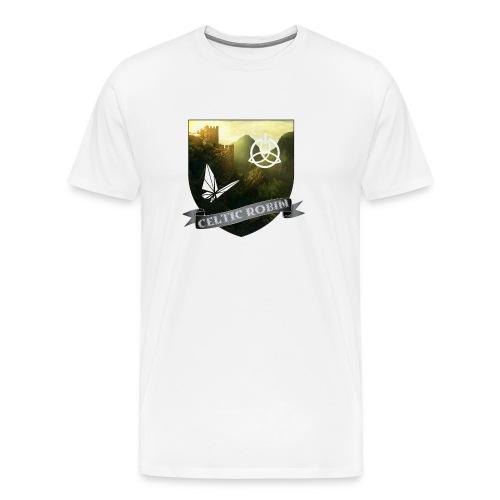 Blason logo de la chaîne - T-shirt Premium Homme