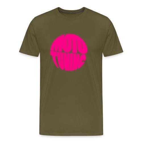 MotoTuning Pink - Men's Premium T-Shirt