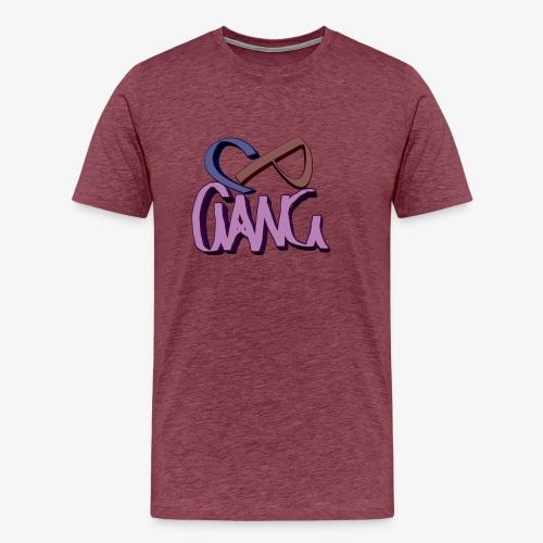 CP Gang - Miesten premium t-paita