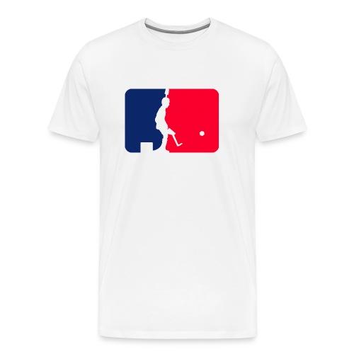 Major League Tipp-Kick Shirt - Männer Premium T-Shirt