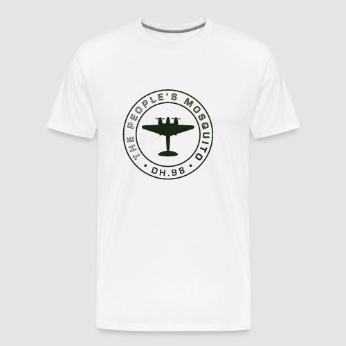 TPM_MPlogo_14_Trans - Men's Premium T-Shirt