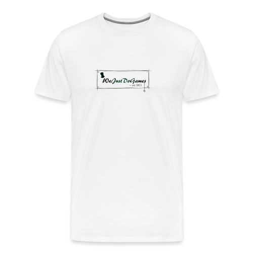 high rez png - Men's Premium T-Shirt