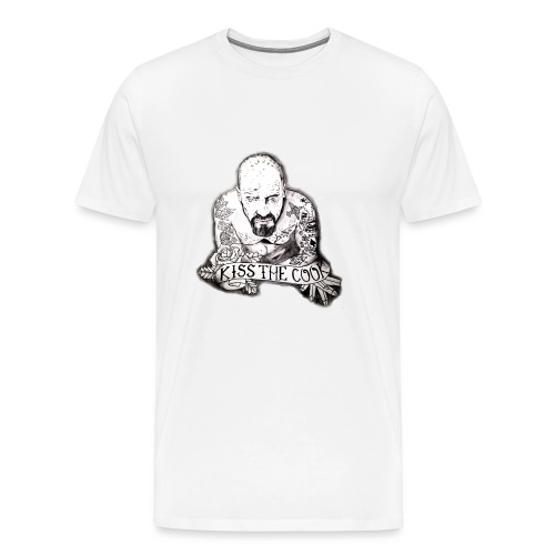 Kiss The Cook - Men's Premium T-Shirt
