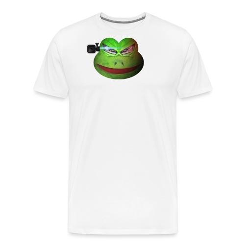 Snapback-keps med Paddan91-tema - Premium-T-shirt herr