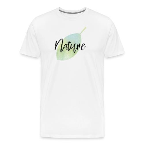 Nature - Camiseta premium hombre