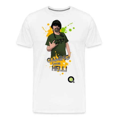 Tshirt Design 1 png - Men's Premium T-Shirt