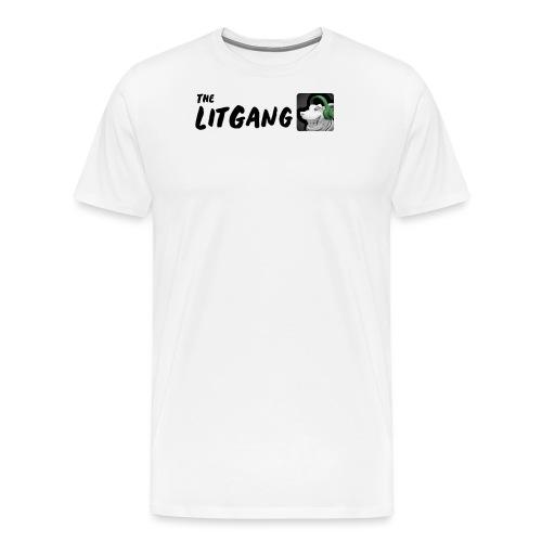 LitGang - Men's Premium T-Shirt