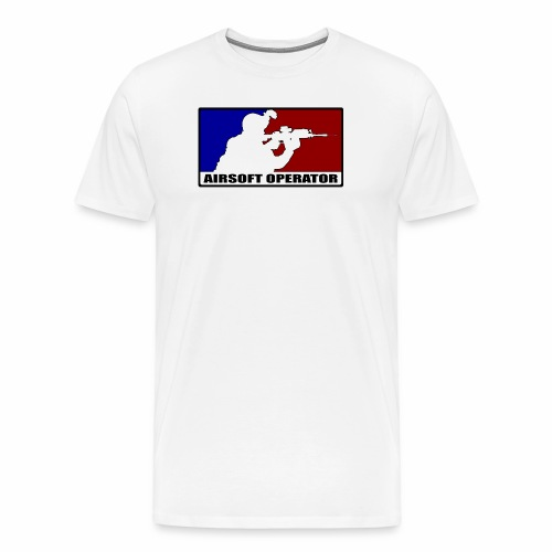 Airsoft Operator FR - T-shirt Premium Homme