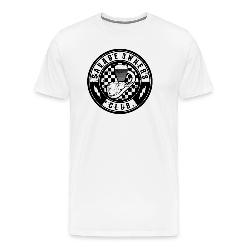 savage LS650 - Männer Premium T-Shirt