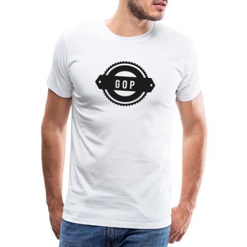 Gop - Premium-T-shirt herr