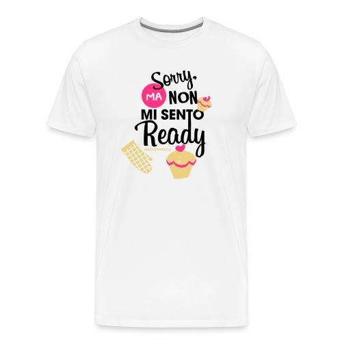 Non mi sento pronto - 30enninutili - Maglietta Premium da uomo