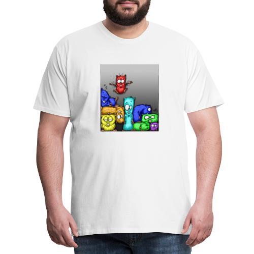 hamstris_farbe - Männer Premium T-Shirt