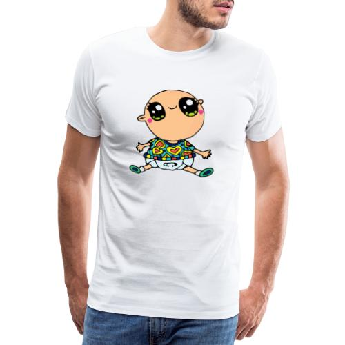 Louis le bébé - T-shirt Premium Homme