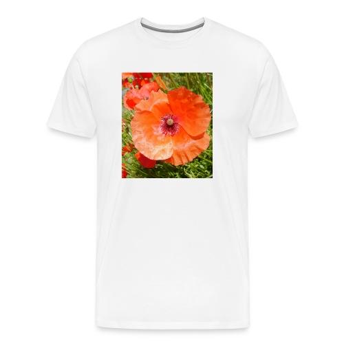 Coquelicot - T-shirt Premium Homme