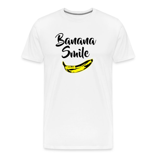 banana smile