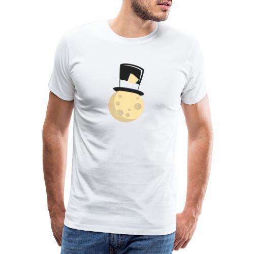 Mr.Moon - Camiseta premium hombre