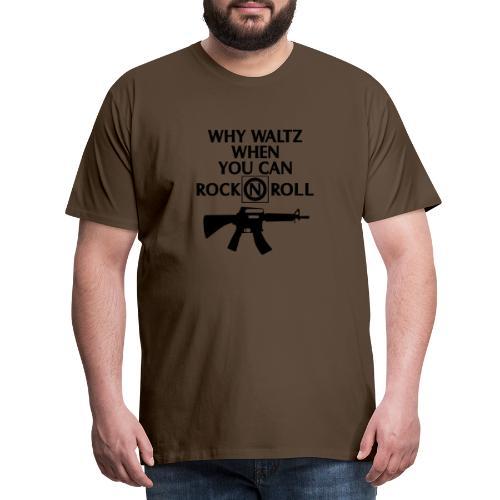 lost boys why waltz - Men's Premium T-Shirt
